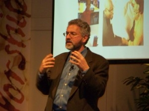 Training session with Michael Gurian